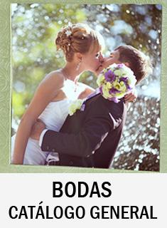 catálogo general álbumes boda