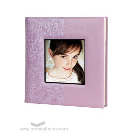 Álbum de comunión Canicas GALAXIA-V1 rosa