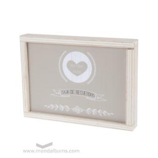 Caja recuerdos MON-R01