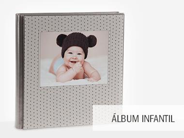 álbum bebé