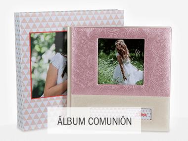 álbum comunión