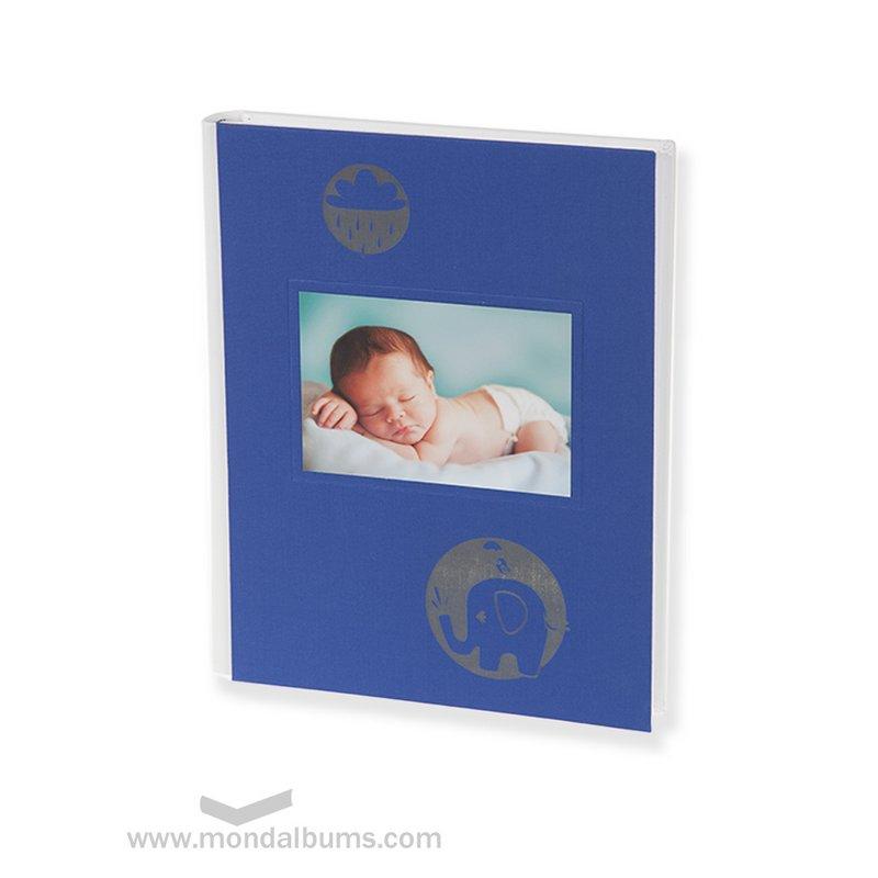 Álbum fotos bebé Tin Toy l16.933 MARINO