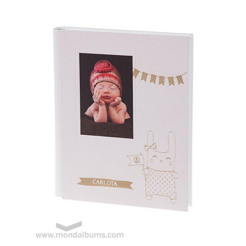 Álbum fotos bebé Tin Toy l16-936-04
