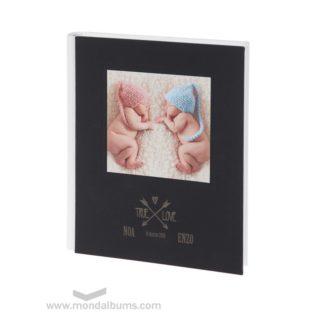 Álbum de fotos infantil Presto l16.929-negro