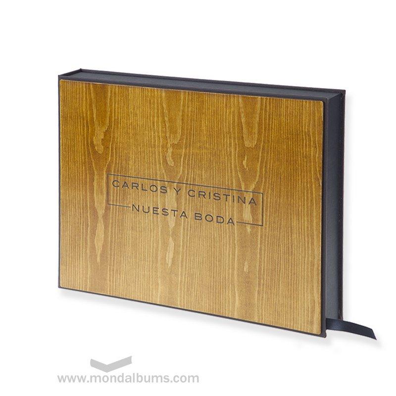 Caja box madera nb