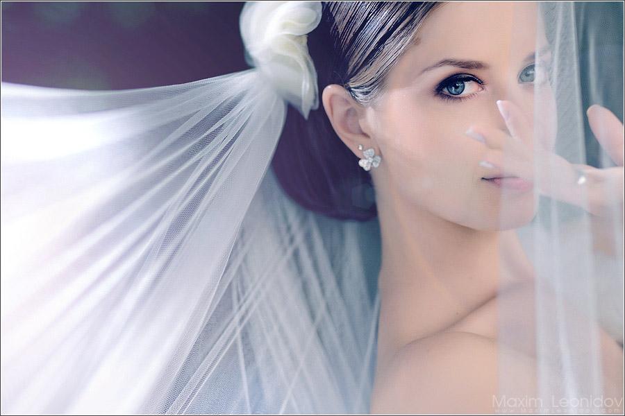 Foto velo de novia