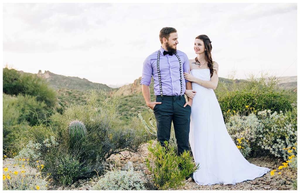 Poses para fotos de boda el entorno