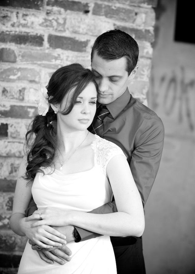 Poses para fotos de bodas posterior