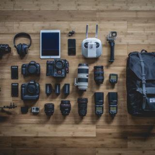 ¿Qué equipo necesitas para empezar a trabajar como fotógrafo de bodas?