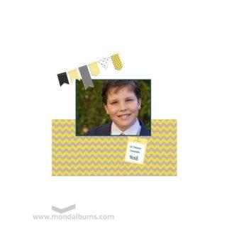 álbum fotos con tapa personalizada mod. 40