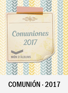 albumes profesionales comuniones 2017