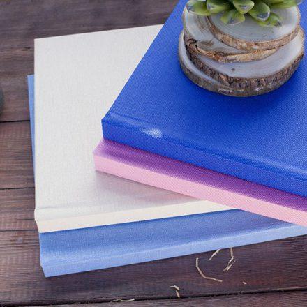 Álbumes Estudio con material Canvas en varios colores
