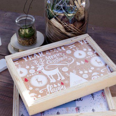 Cajas Woody Navidad 17