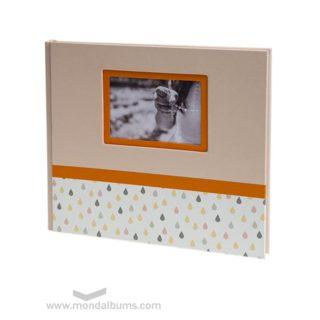 album de fotos comunión niña