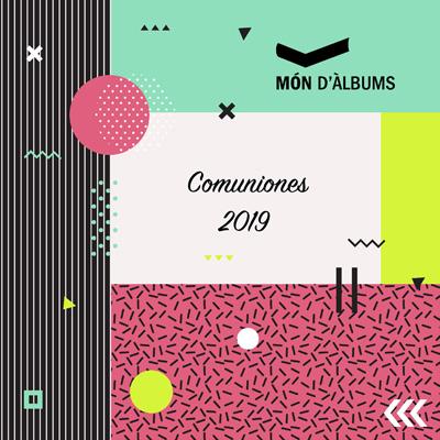 catálogo comuniones 2019