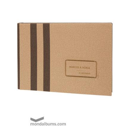 álbum de boda gardenia