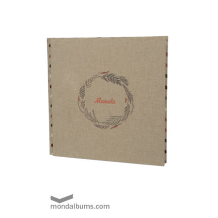 Álbum de comunión colección Nenúfar